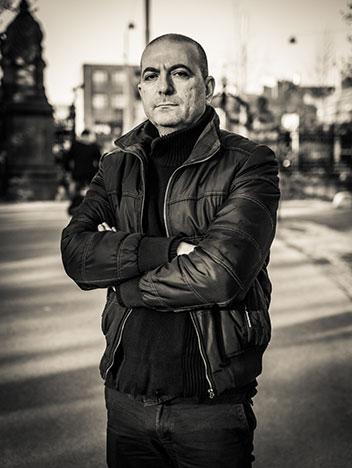 Director Hany Abu-Assad