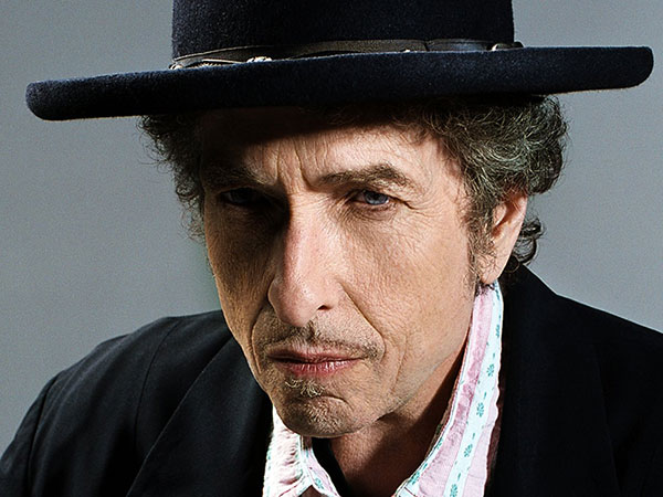 Bob Dylan today.