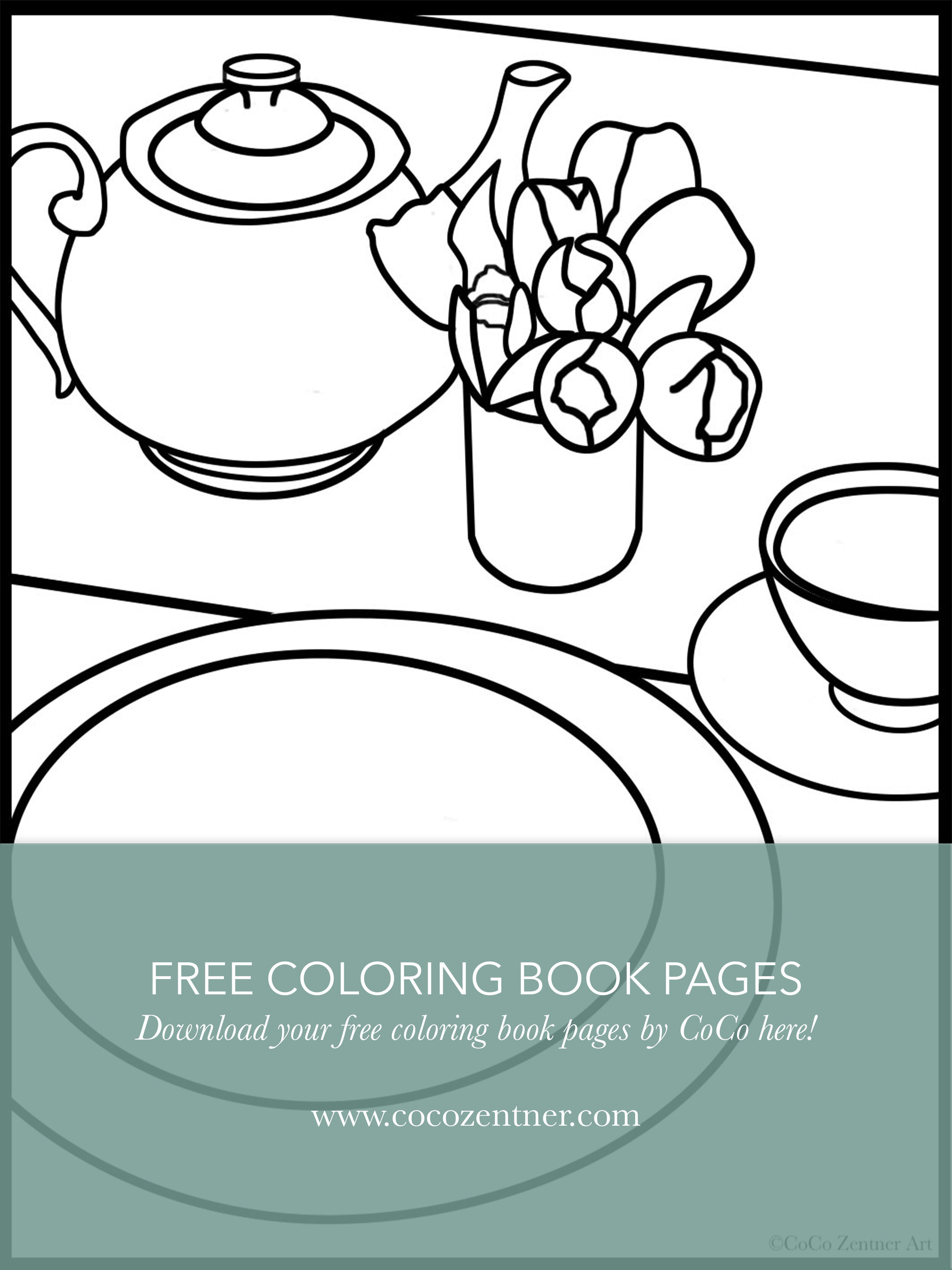 - Just For Fun! Resources For Free Downloadable Coloring Book