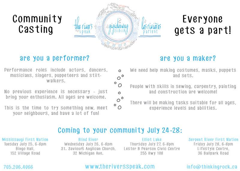 Community Casting