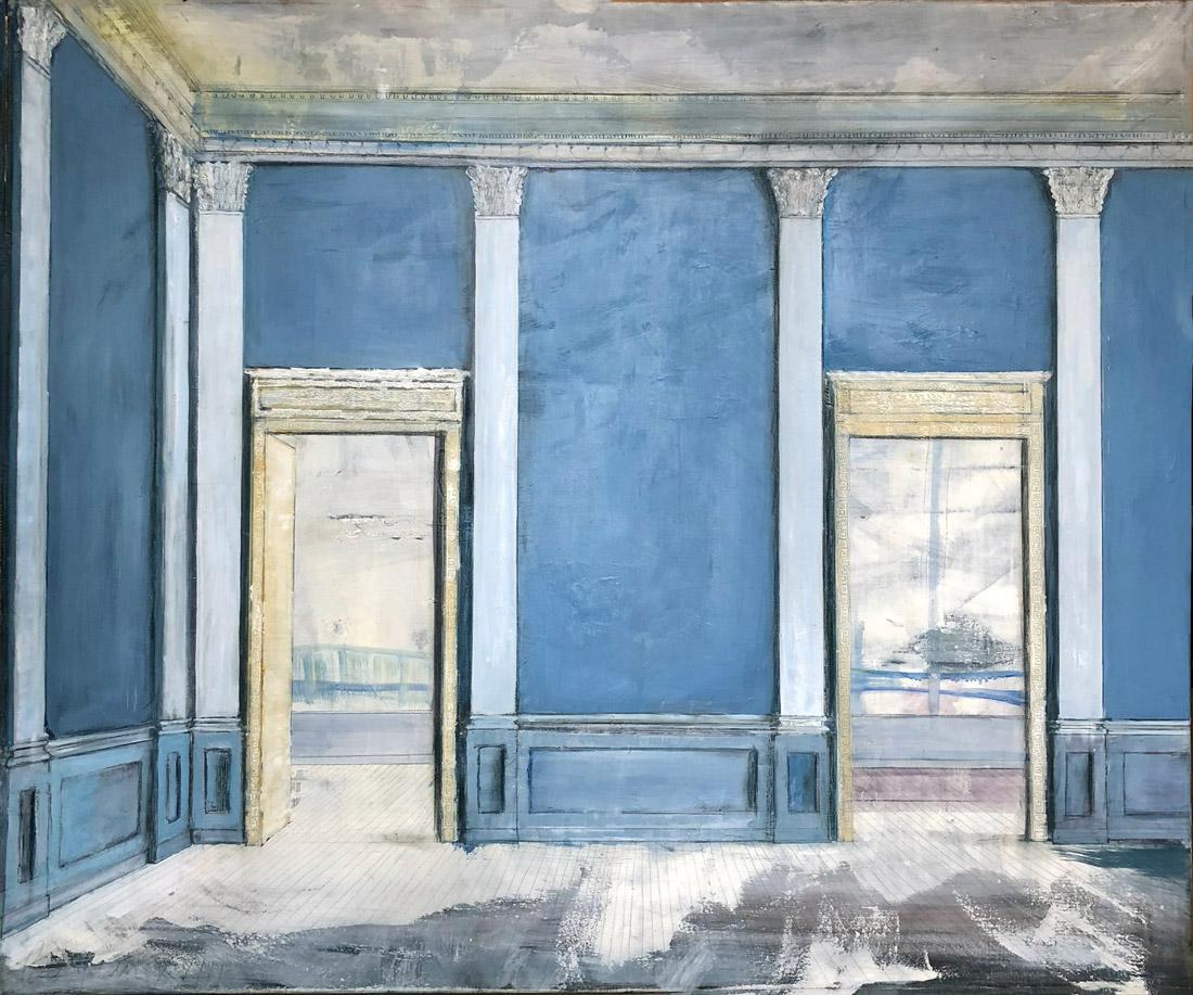 PIERRE BERGIAN - On View October 2018