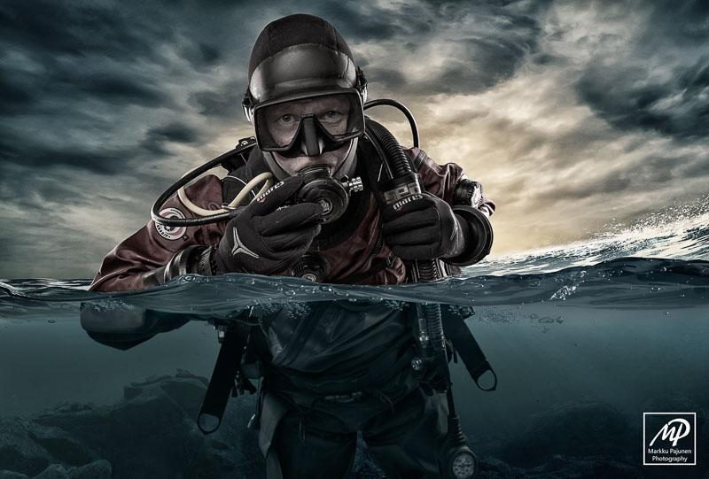 Sukeltaja, Diver.jpg