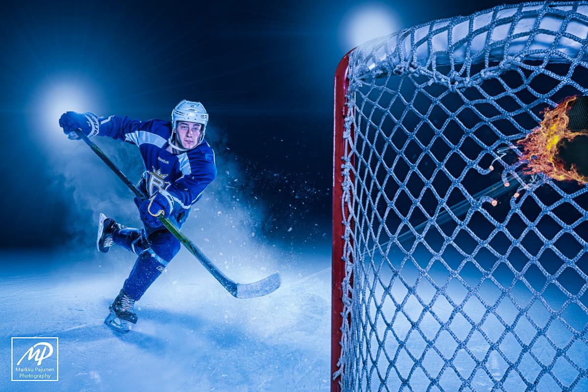 Erno Hopponen - Jääkiekkoilijan muotokuva