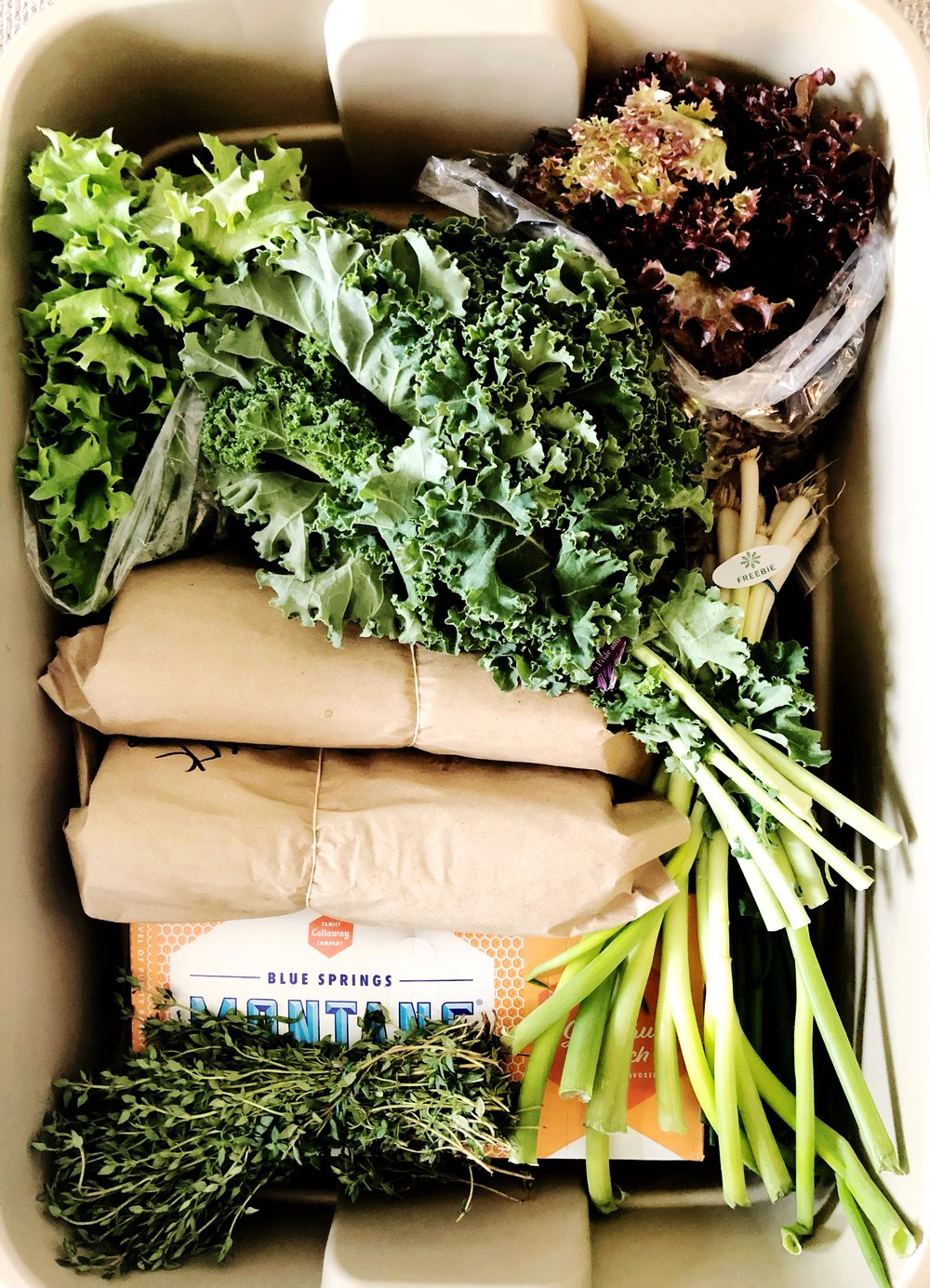…But what do do with all those winter veggies? Photo: jessgraves.com