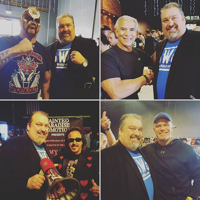 Icons of Wrestling