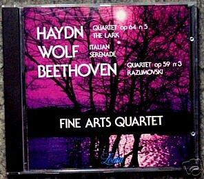 Haydn, Wolf, Beethoven