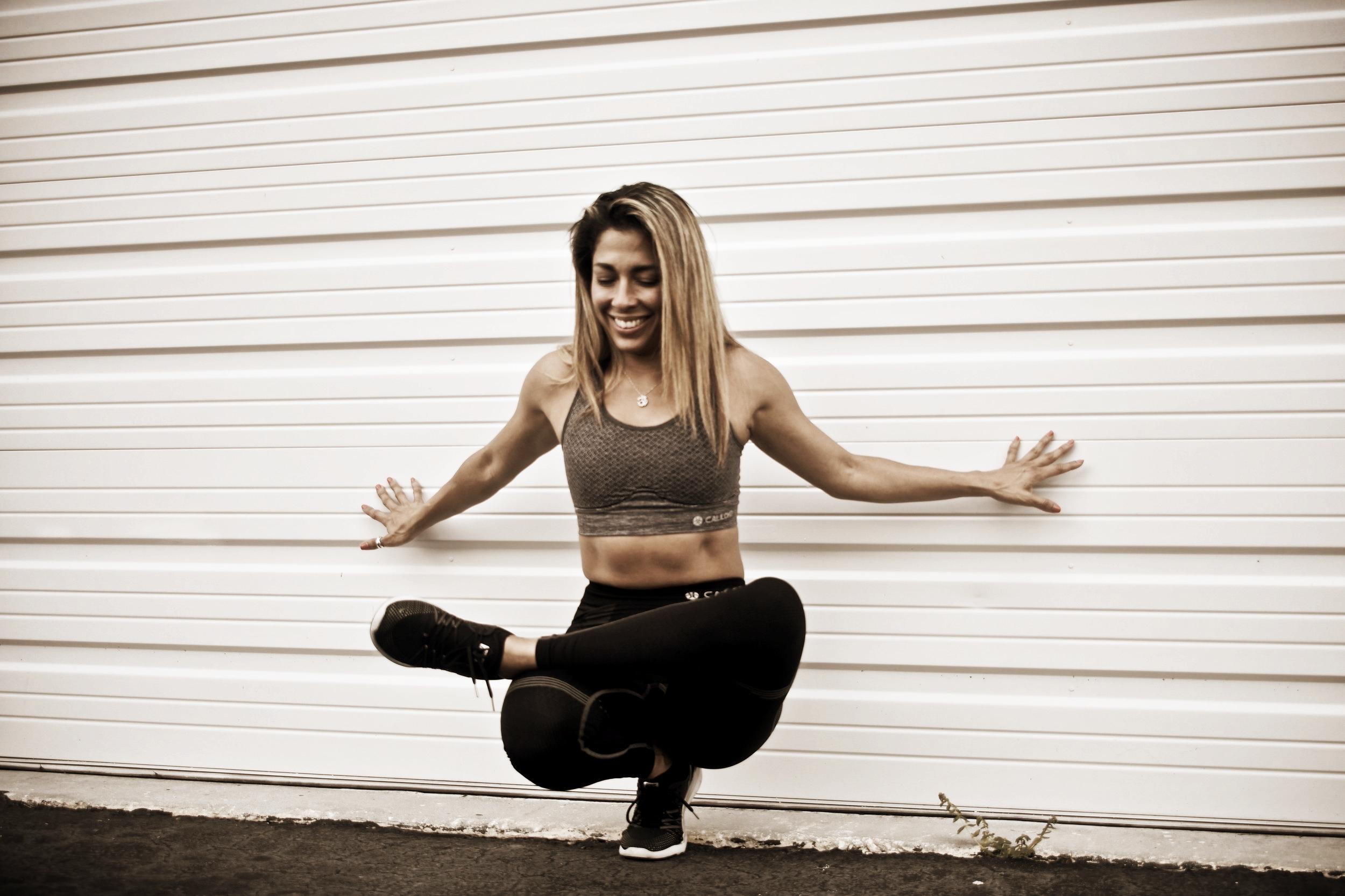Fitness Model | Caliloko Compressionwear