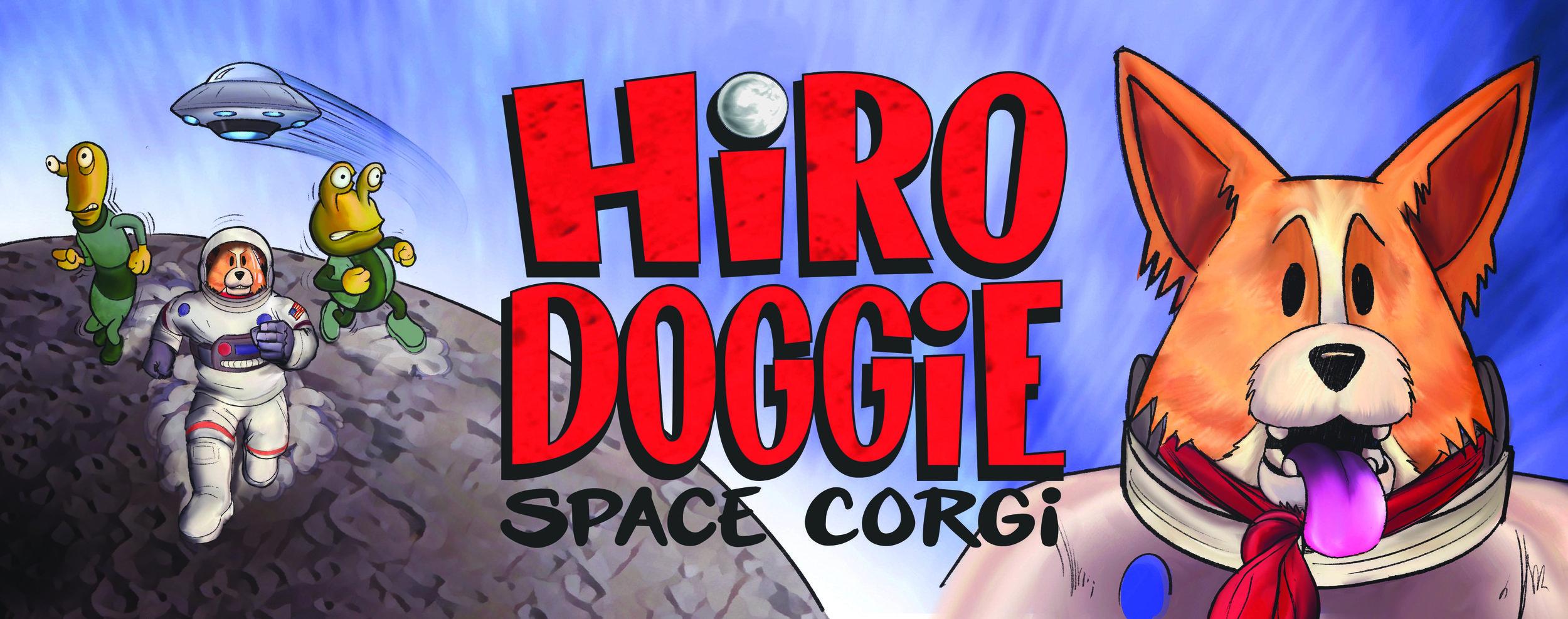 Hiro Doggie Space Corgi cover final.jpg