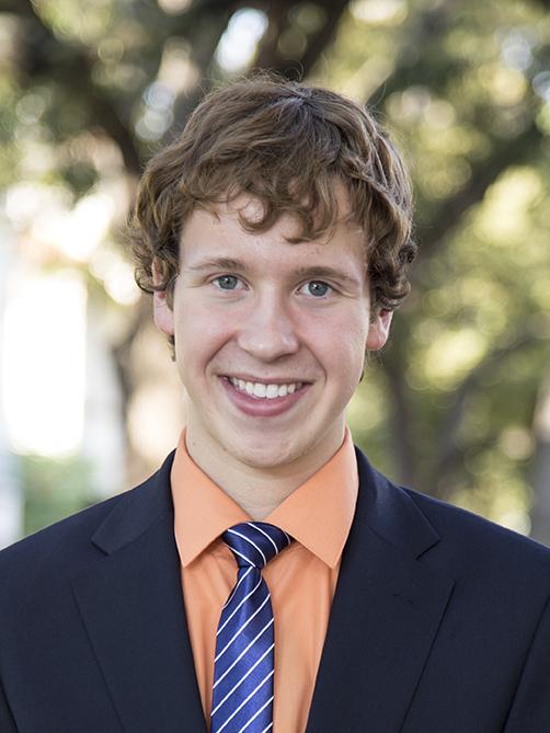 Ben - 2014 attends UT of Austin