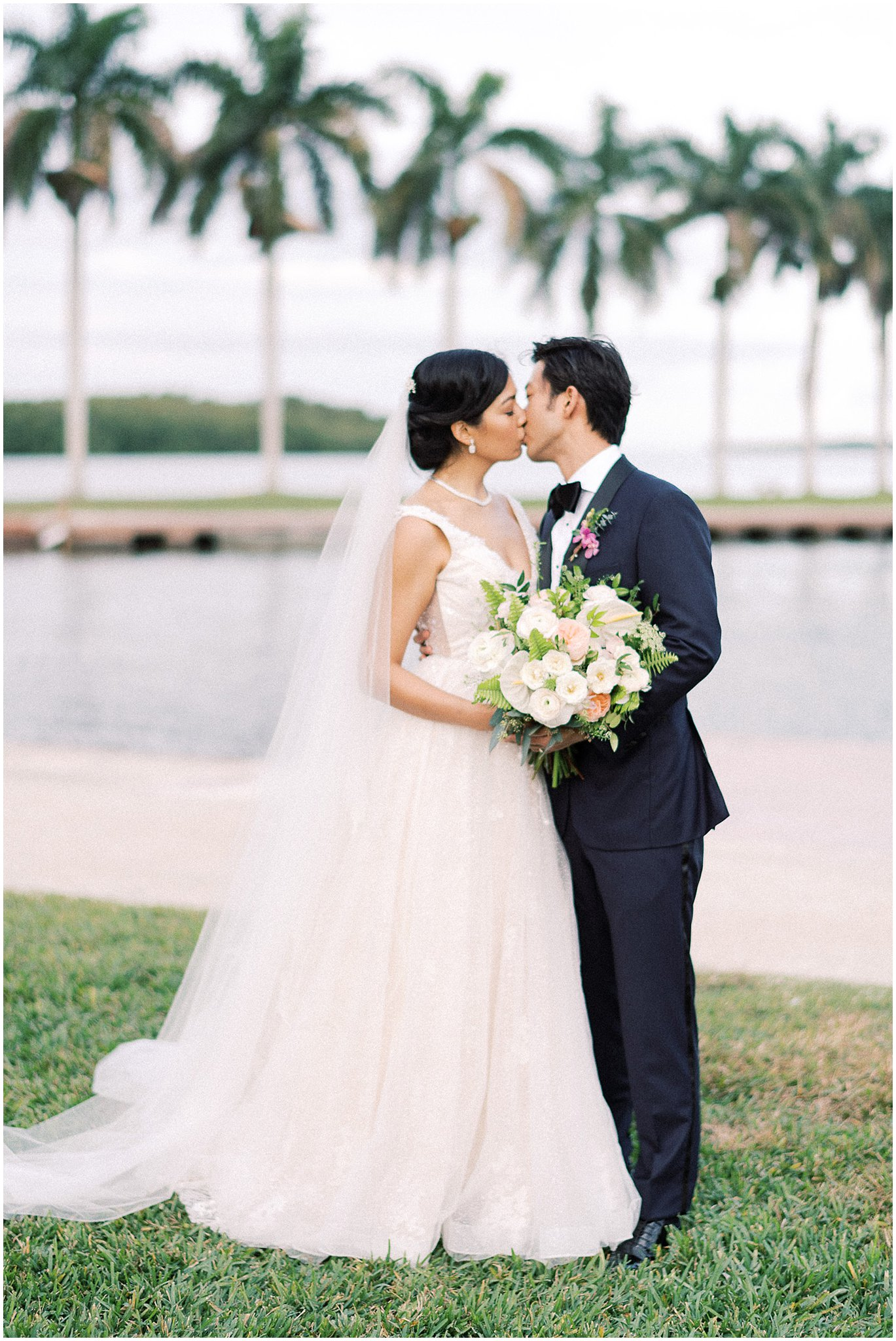 Asian Inspired Wedding at The Deering Estate Miami, FL