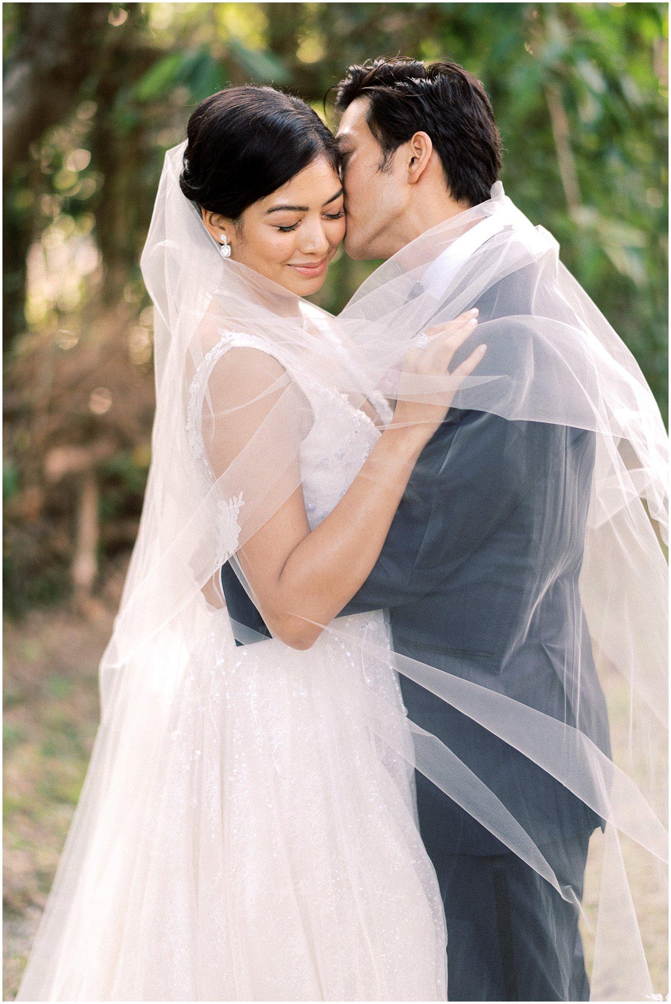 Ilyana + Yong  Asian Inspired Wedding at The Deering Estate Miami, FL
