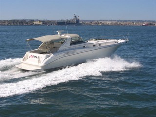 Sea Ray power boat rentals san diego bay party boat bachelorette party booze cruise