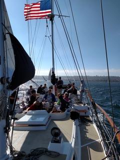 San Diego Sailboat Charters Bay Cruises