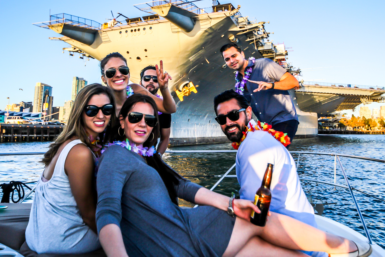 San Diego Bay Cruises and Tours, booze cruises