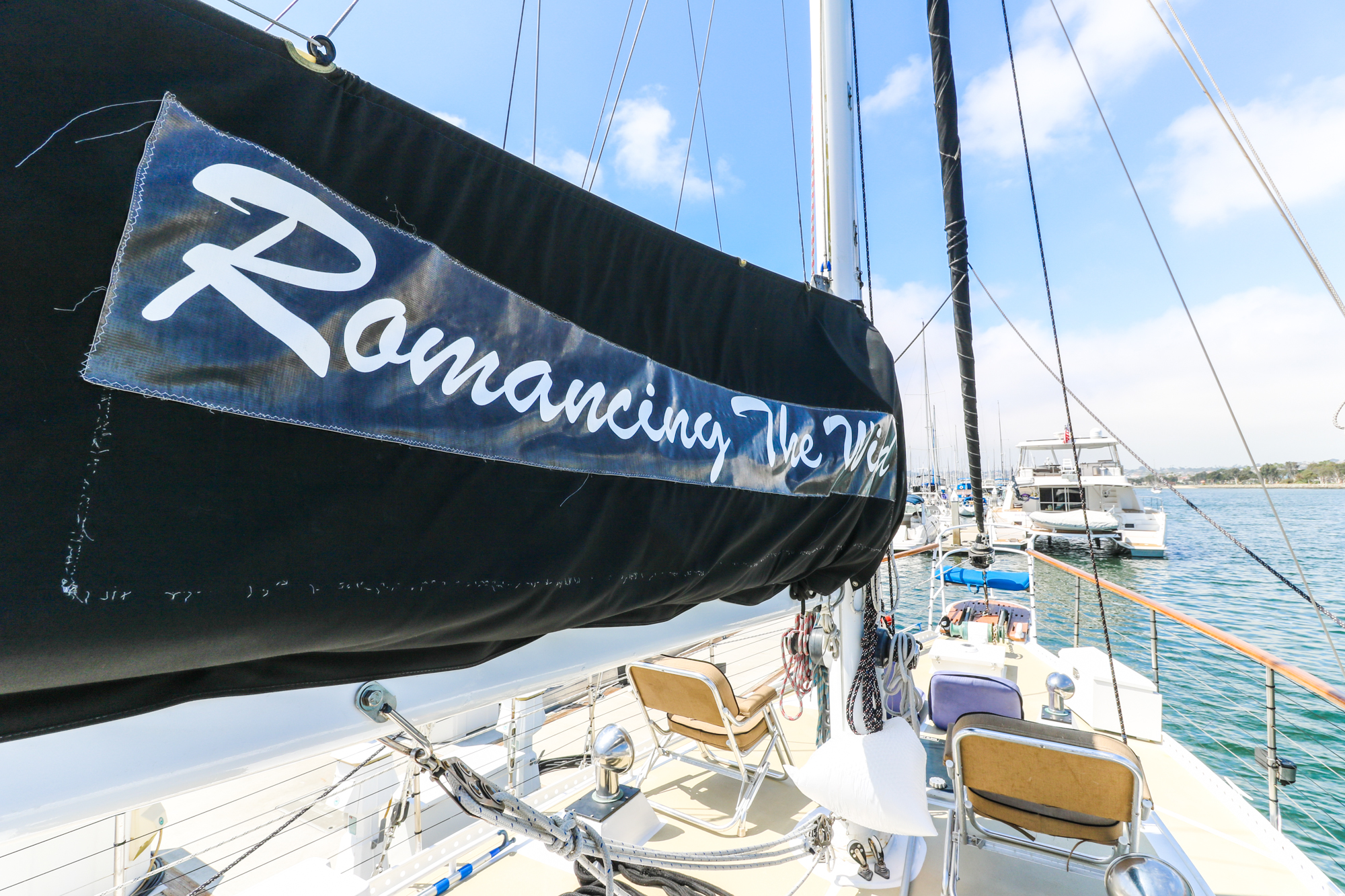 San Diego Sailboat Charters