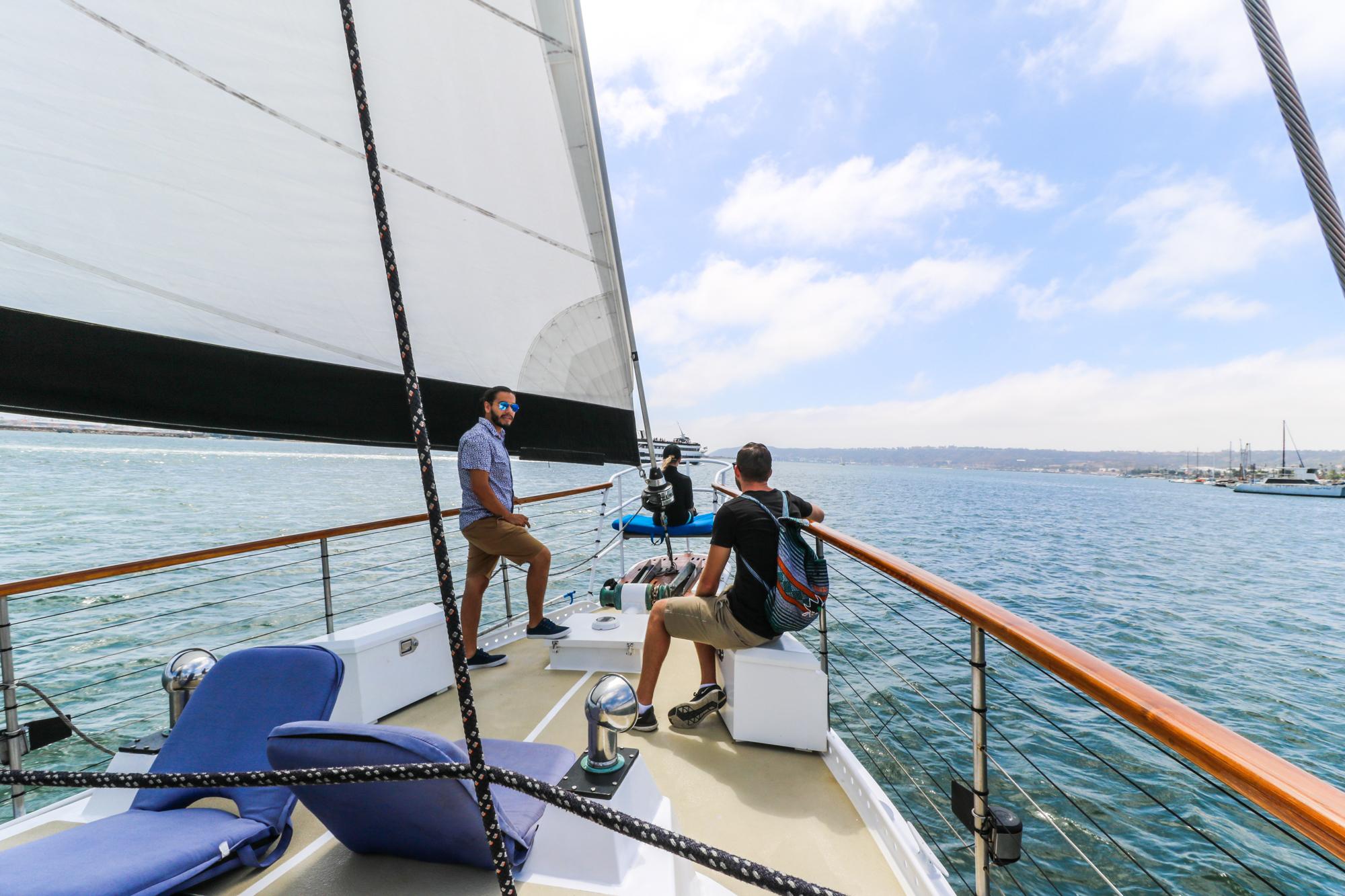 San Diego Sailing Adventures