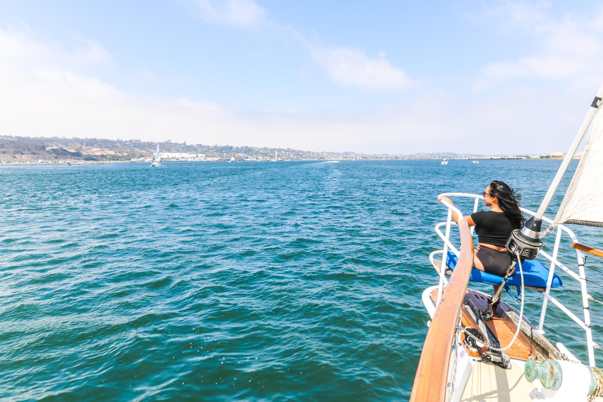 Sailboat Charters San Diego