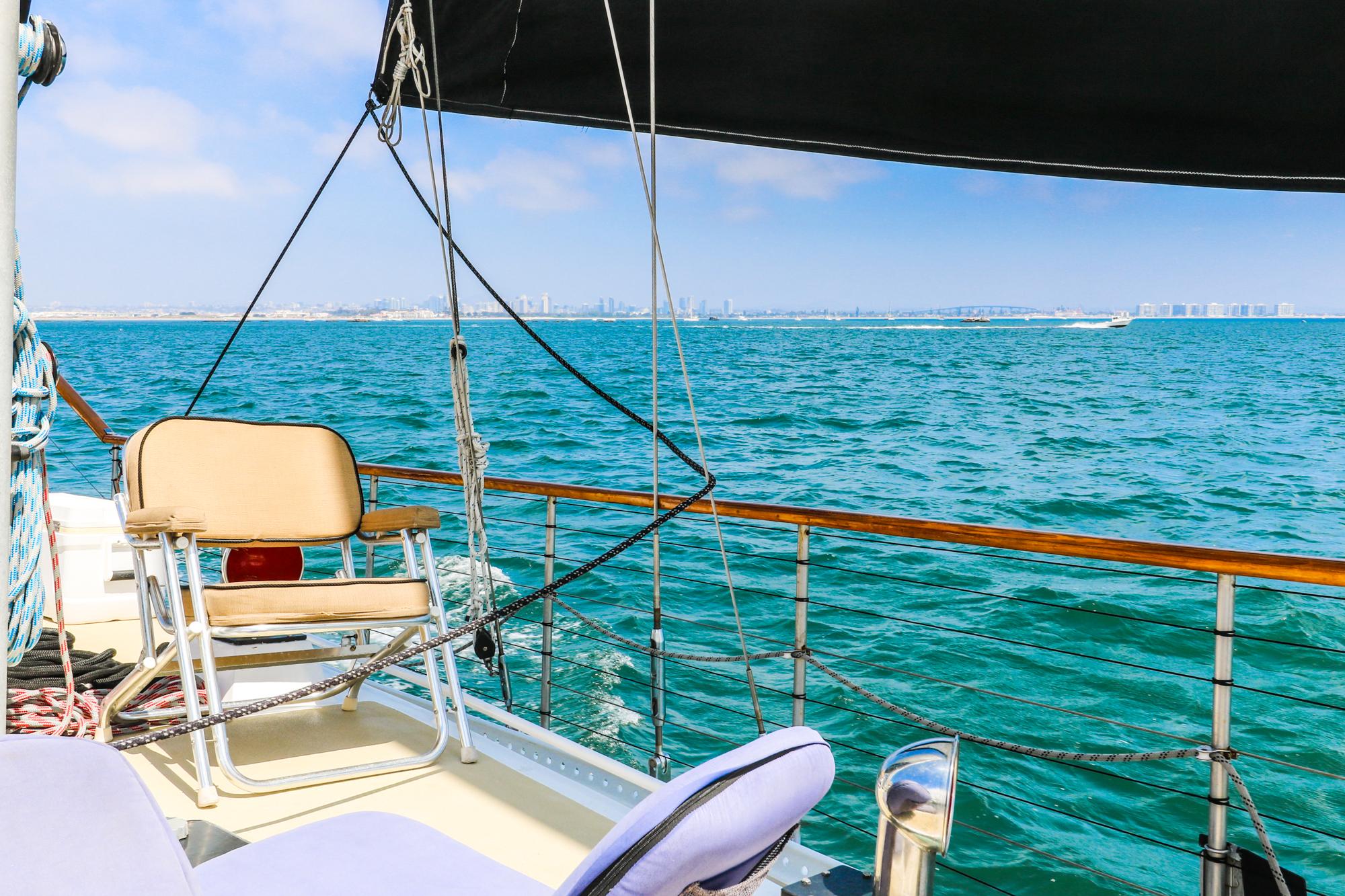 Sailing Charters San Diego Bay