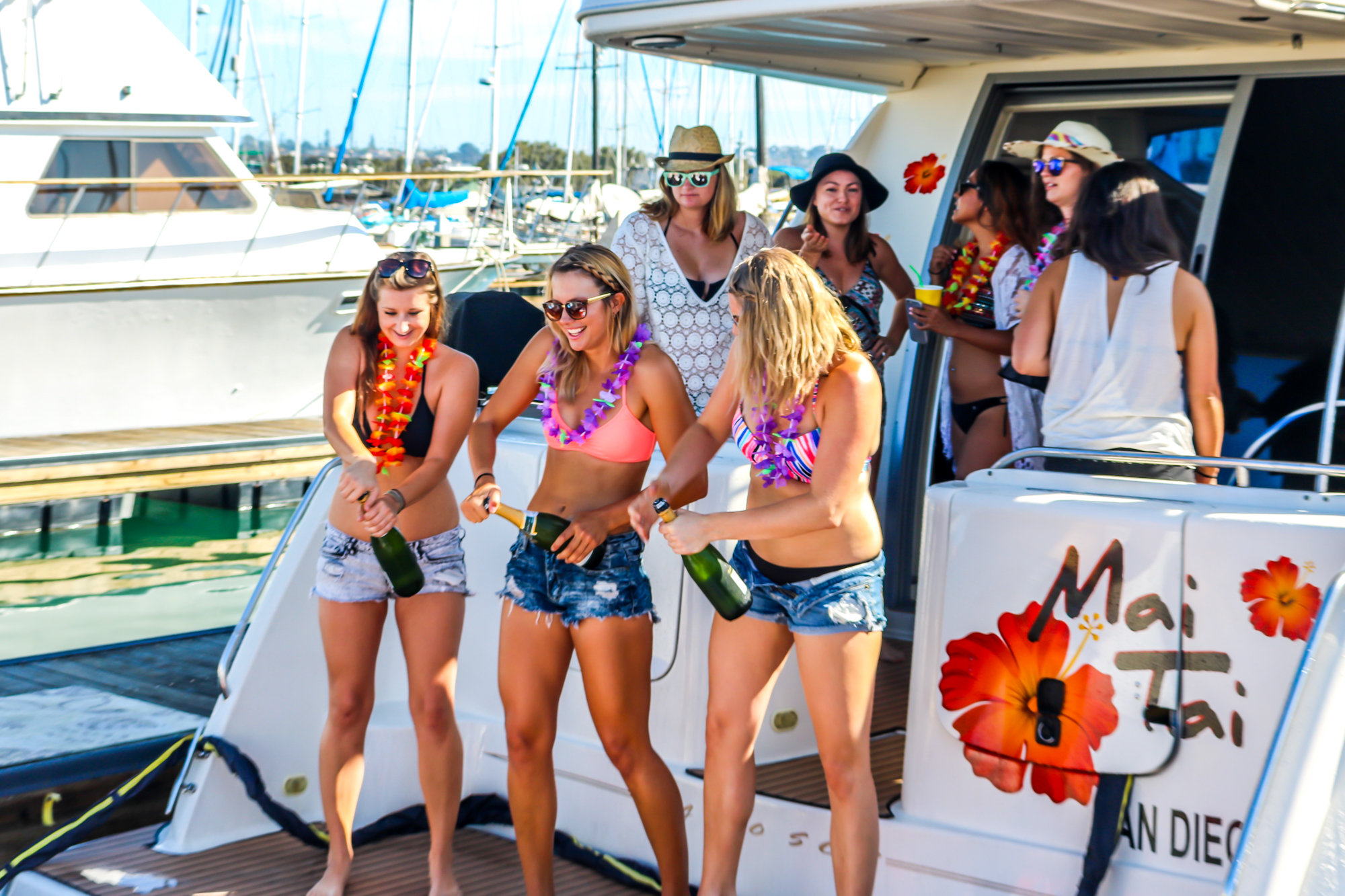 san diego booze cruises yacht charters