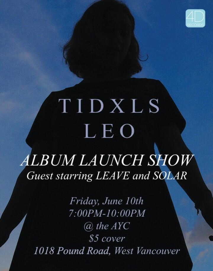 TIDXLS Album Launch Show