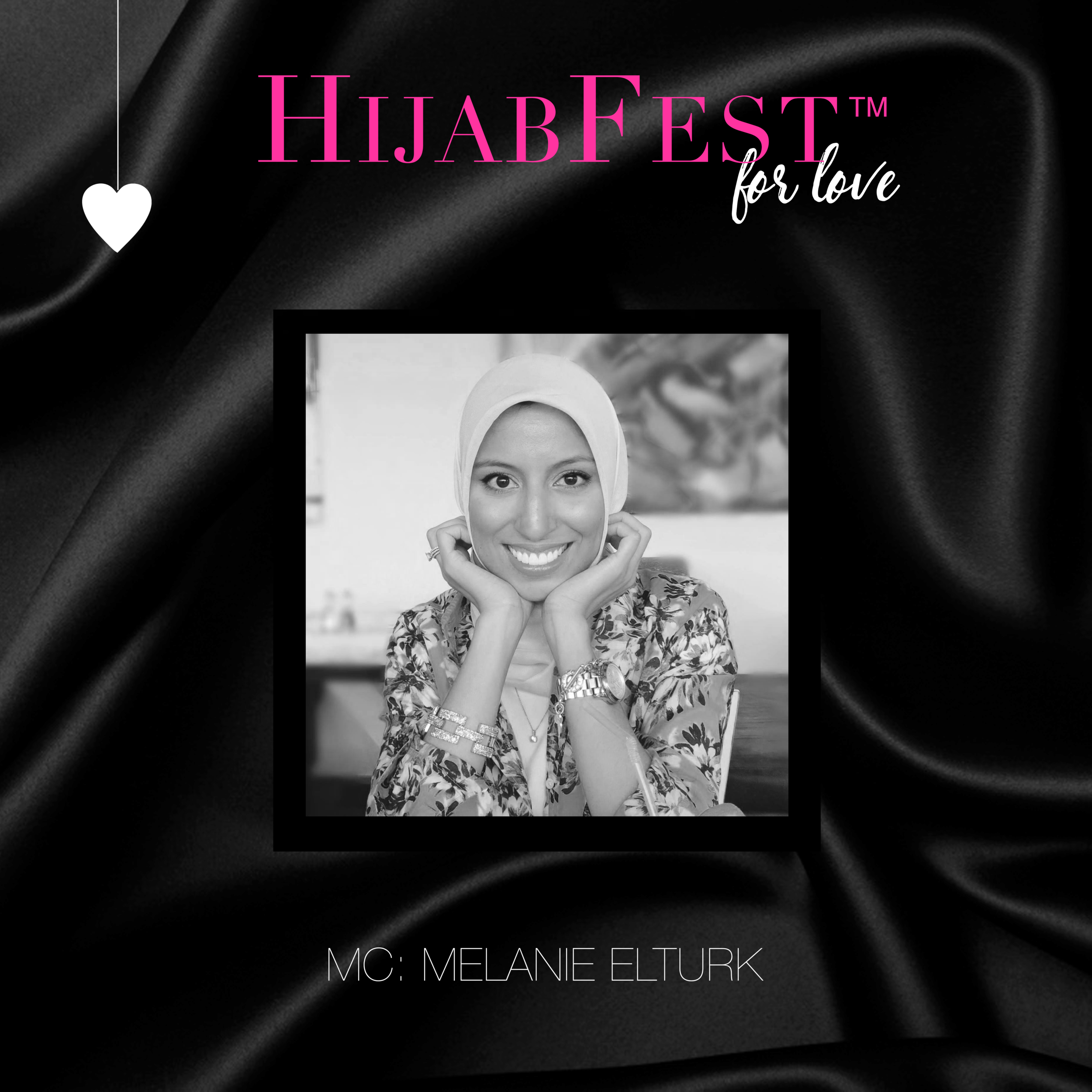 Melanie Elturk is the CEO of Haute Hijab, one of the largest U.S. brands for modest fashion. Melanie aims to empower hijab-wearing women worldwide, and in addition to her clothing and hijab line, she facilitates support for those struggling with hijab in addition to highlighting inspiring women who contribute to their communities in significant ways. By providing compelling and innovative products and connecting with her customers in a meaningful way, Melanie has propelled Haute Hijab from a cult favorite to a household name with a loyal following and dynamic social media presence. She is a regular contributor on ELLE.com, has been featured in the New York Times, NBC Today, USA Today, Buzzfeed and others. She is an industry expert in modest fashion and has spoken at the WIEF in Malaysia, GIES in Italy, and Istanbul Modest Fashion Week. #hfMC   For more info  click here