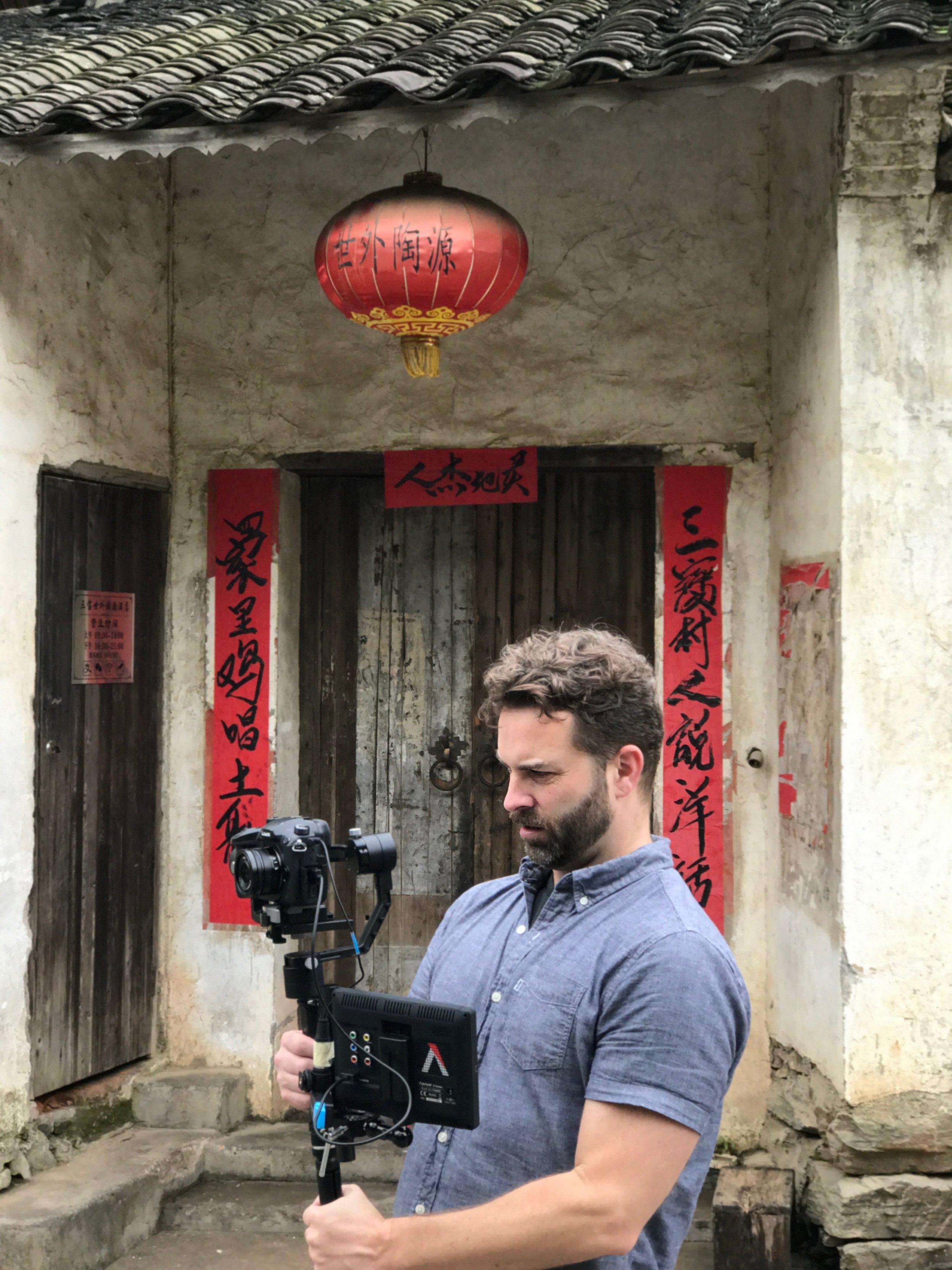 John Lavin/China
