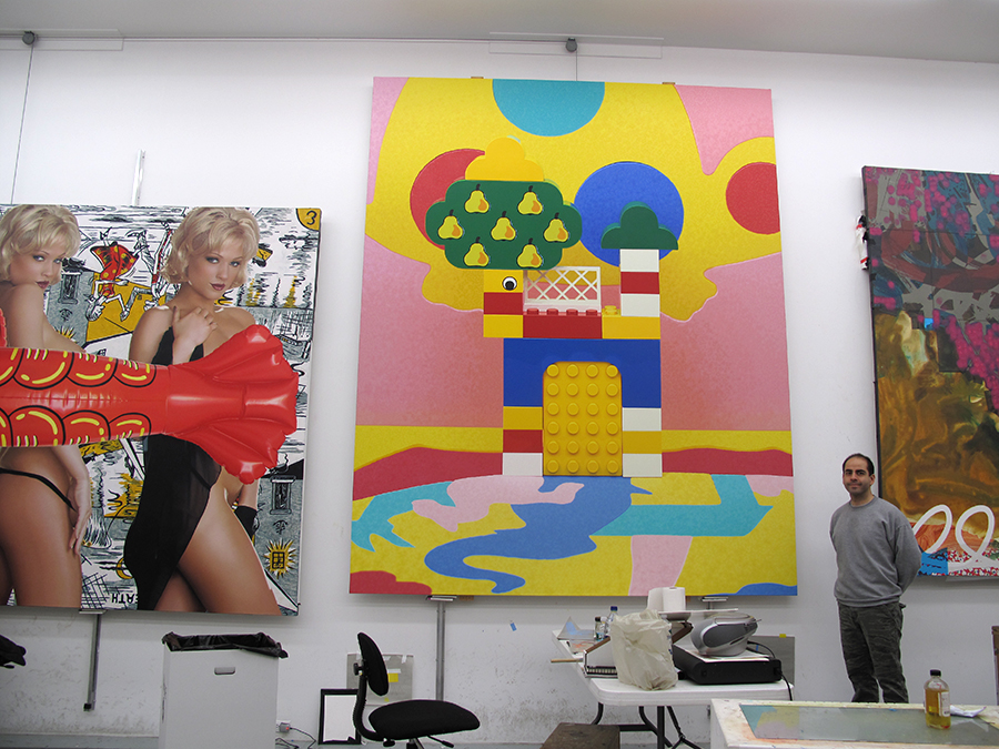 Jeff Koons Studio