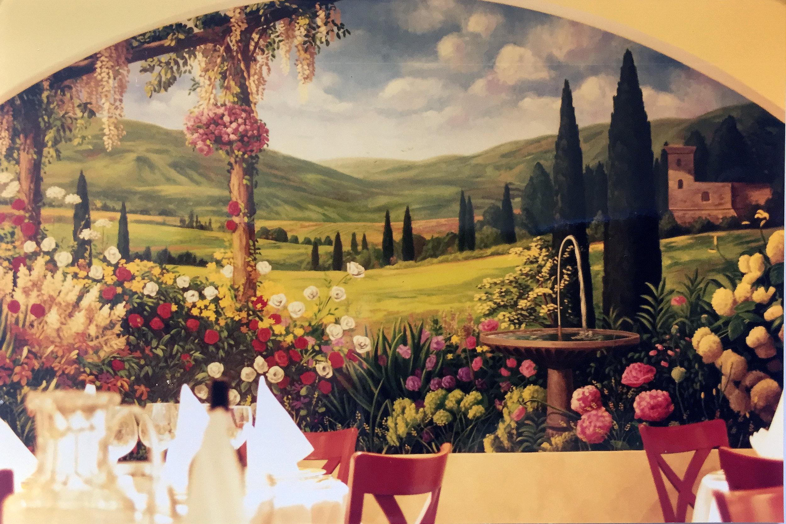 Italian Fine dinning, NYC.