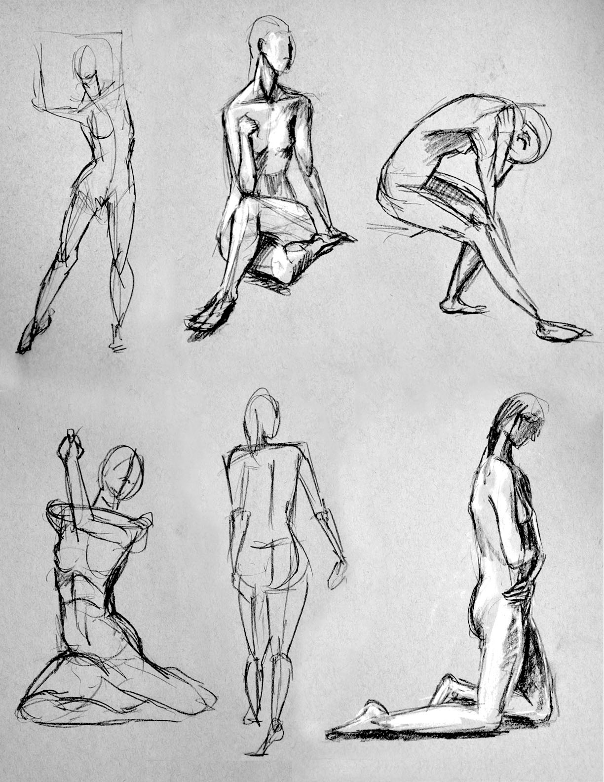 Gestures 30 seconds to 5 minutes May 2016