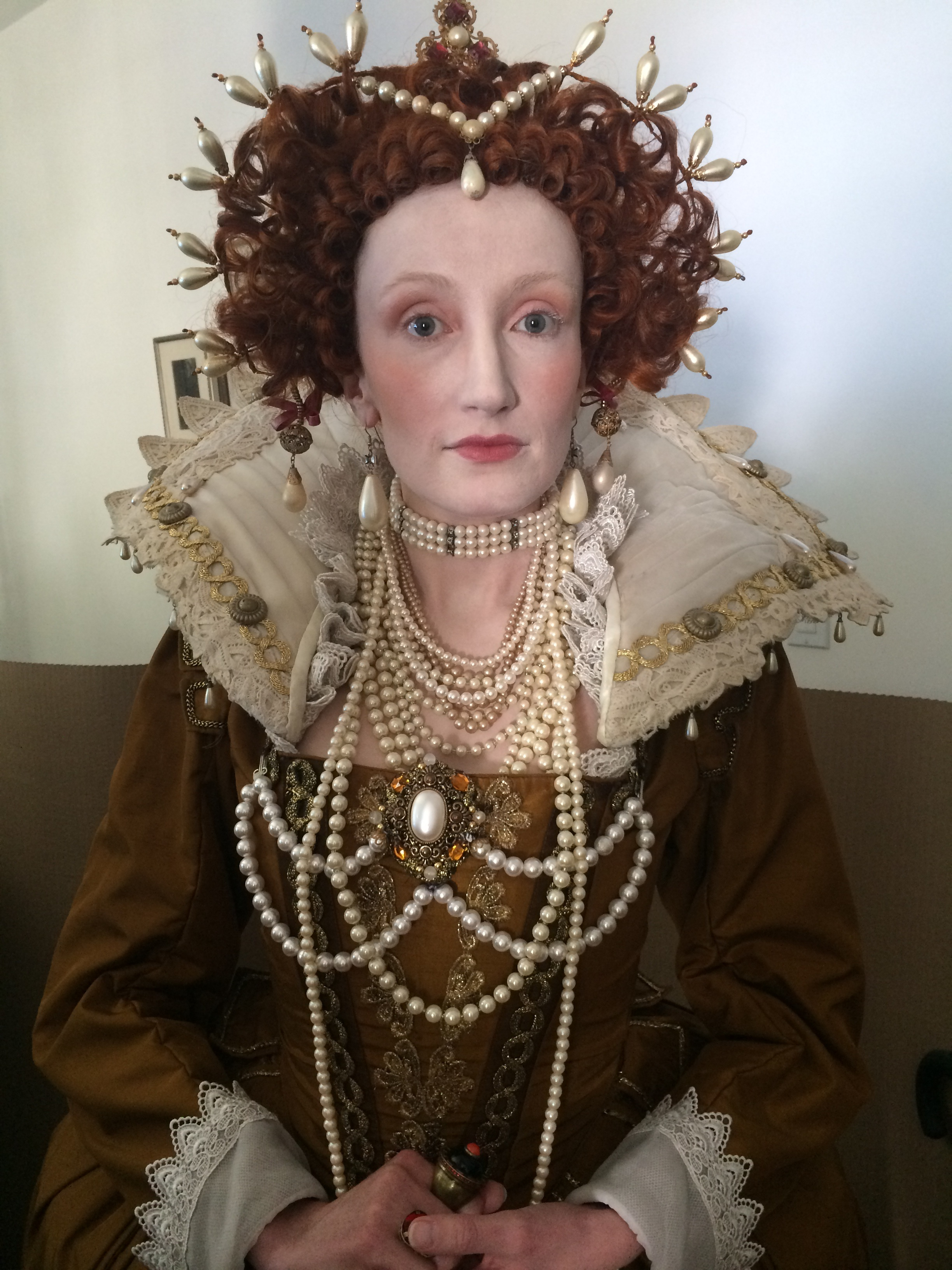 Queen Elizabeth Character