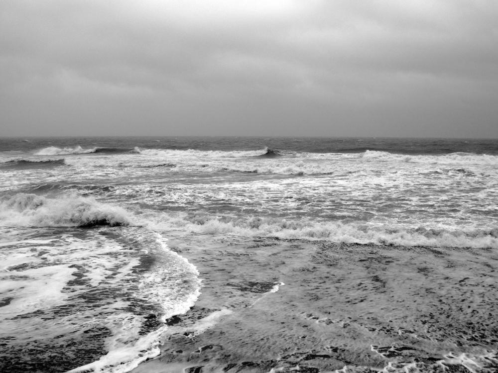 Ardamine Beach, Wexford Coastline