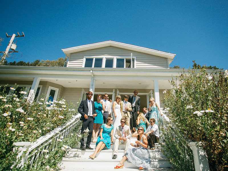 Stinson Beach Wedding Pictures