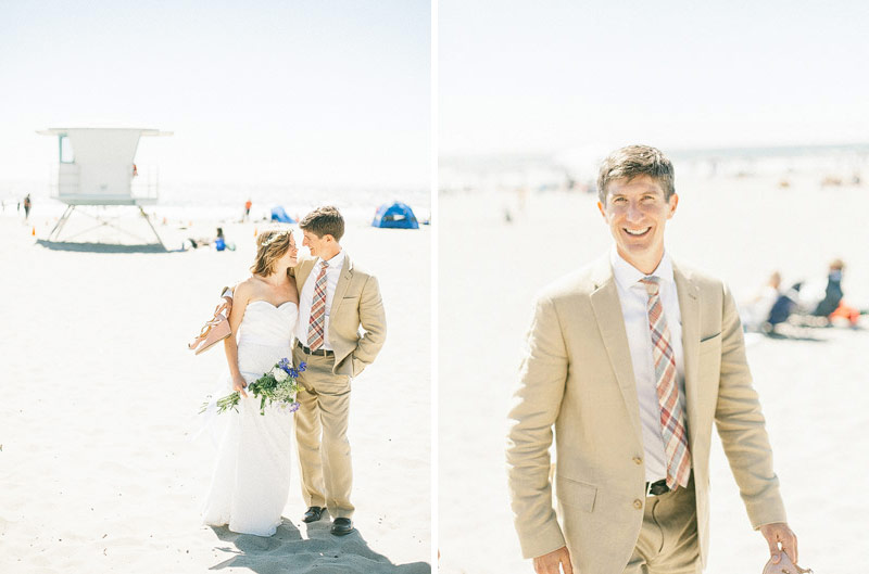 Stinson Beach Wedding Photos
