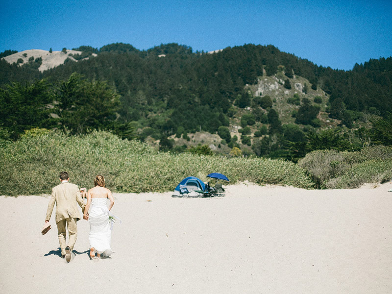 Stinson Beach Wedding Photographer