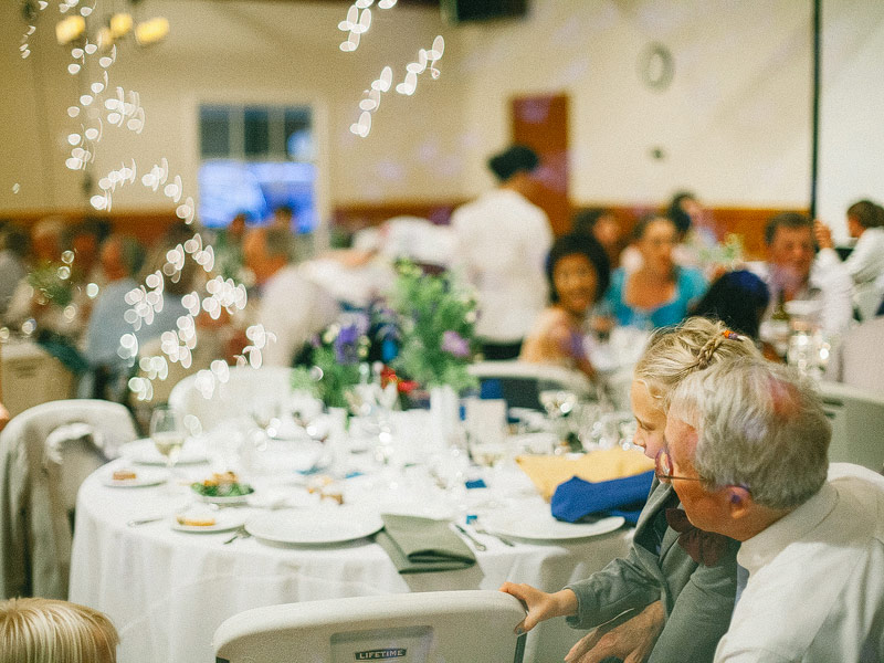 Stinson Beach Community Center Wedding Photographer