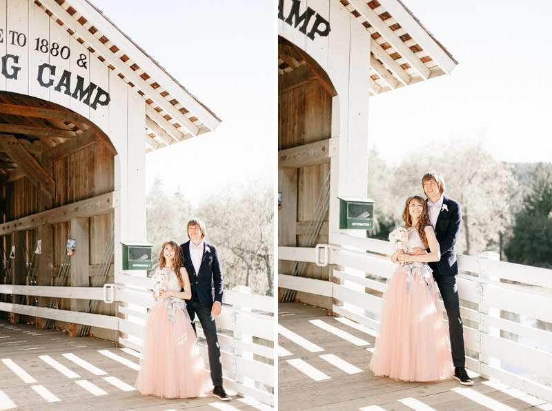 Santa Cruz Wedding Pictures