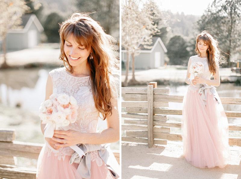Santa Cruz Bride Photos