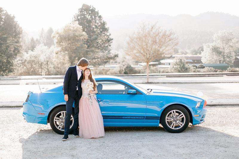 Wedding Pictures in Santa Cruz