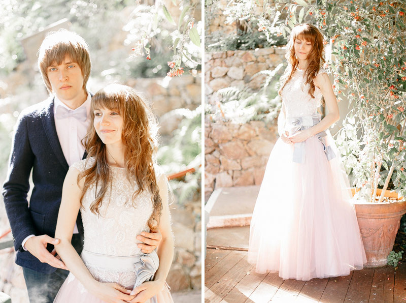Fine Art Wedding Photos in Santa Cruz