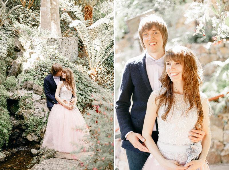 Film Wedding Photos in Santa Cruz