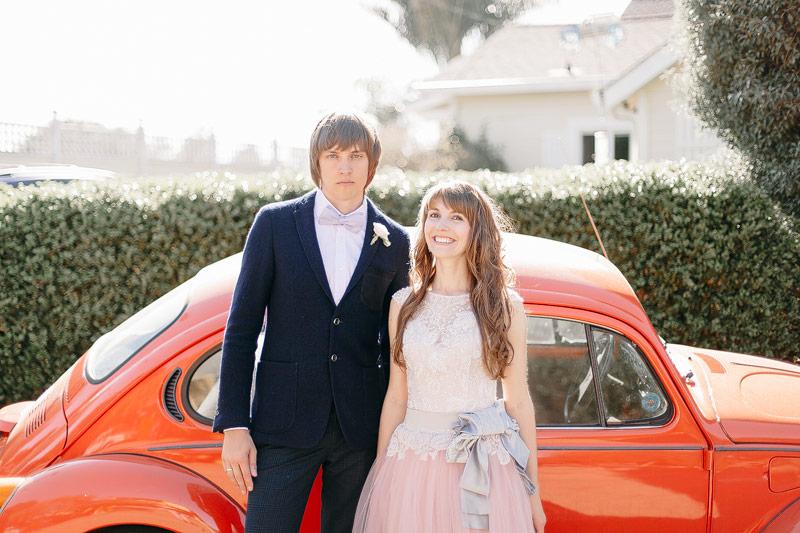 Santa Cruz California wedding photographer