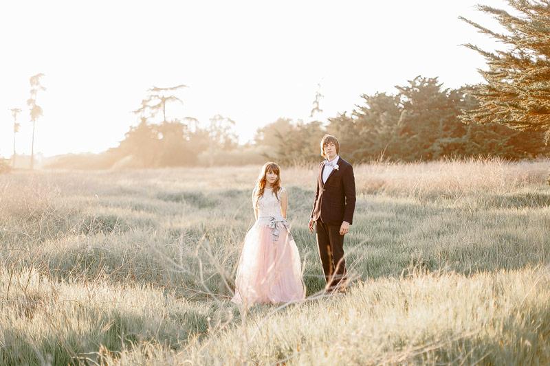 Santa Cruz destination wedding pictures