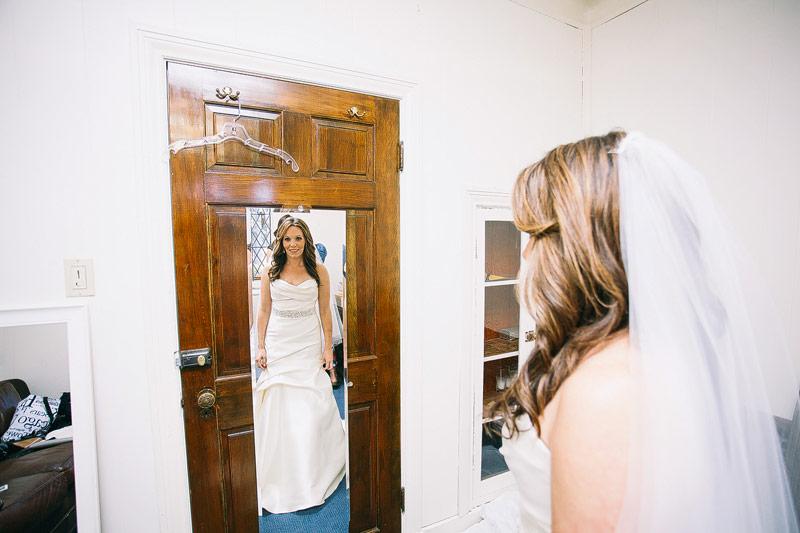 Presidio chapel wedding photos