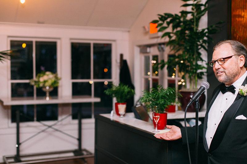 Presidio social club wedding reception photos