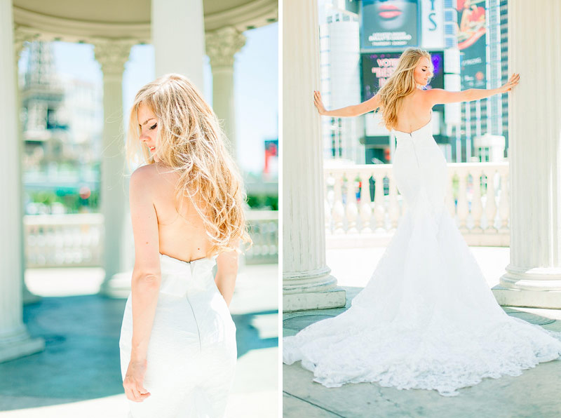 Las Vegas fine art wedding photographer