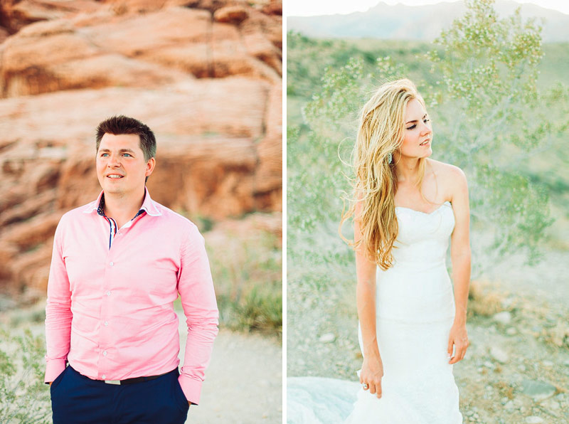 Red Rocks Nevada Wedding Photographer