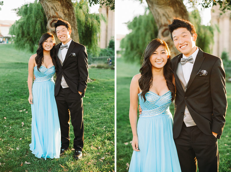 San Francisco Prom Photos