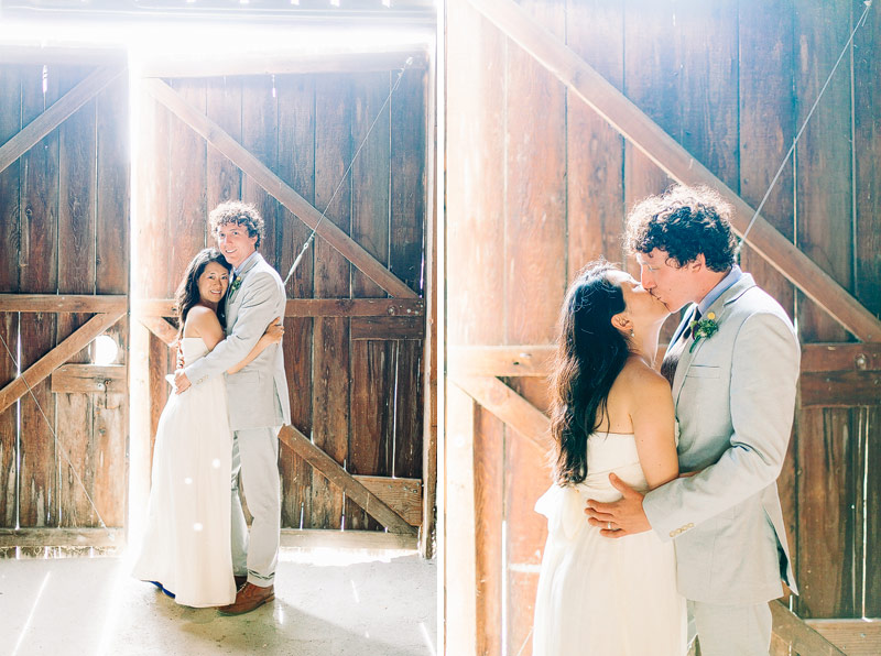 Bolinas fine art wedding film photos