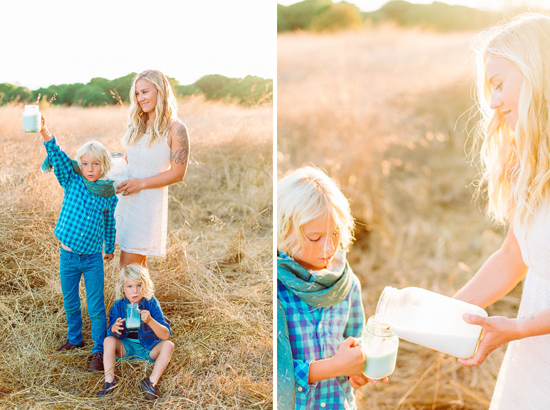 Family photography in Santa Cruz California