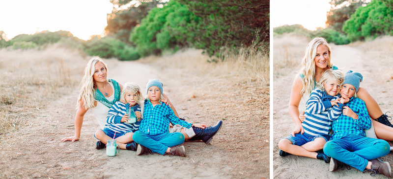 Santa Cruz California family film photographer